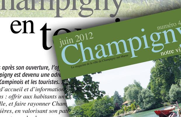 Champigny – Magazine