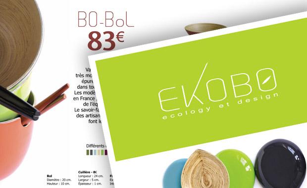 Ekobo – Charte Graphique