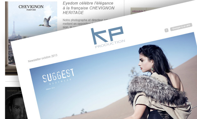 Kp Production – Newsletters