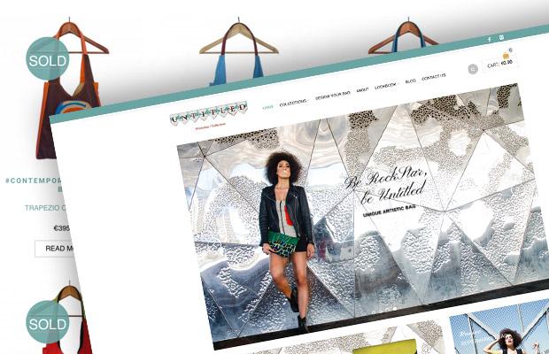 Site e-commerce Untitled Barcelona