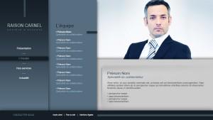 Raison Carnel - Réalisation de la charte internet