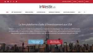 Site internet Investir.us