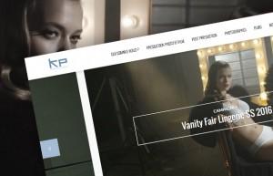 Site internet wordpress Kp Production