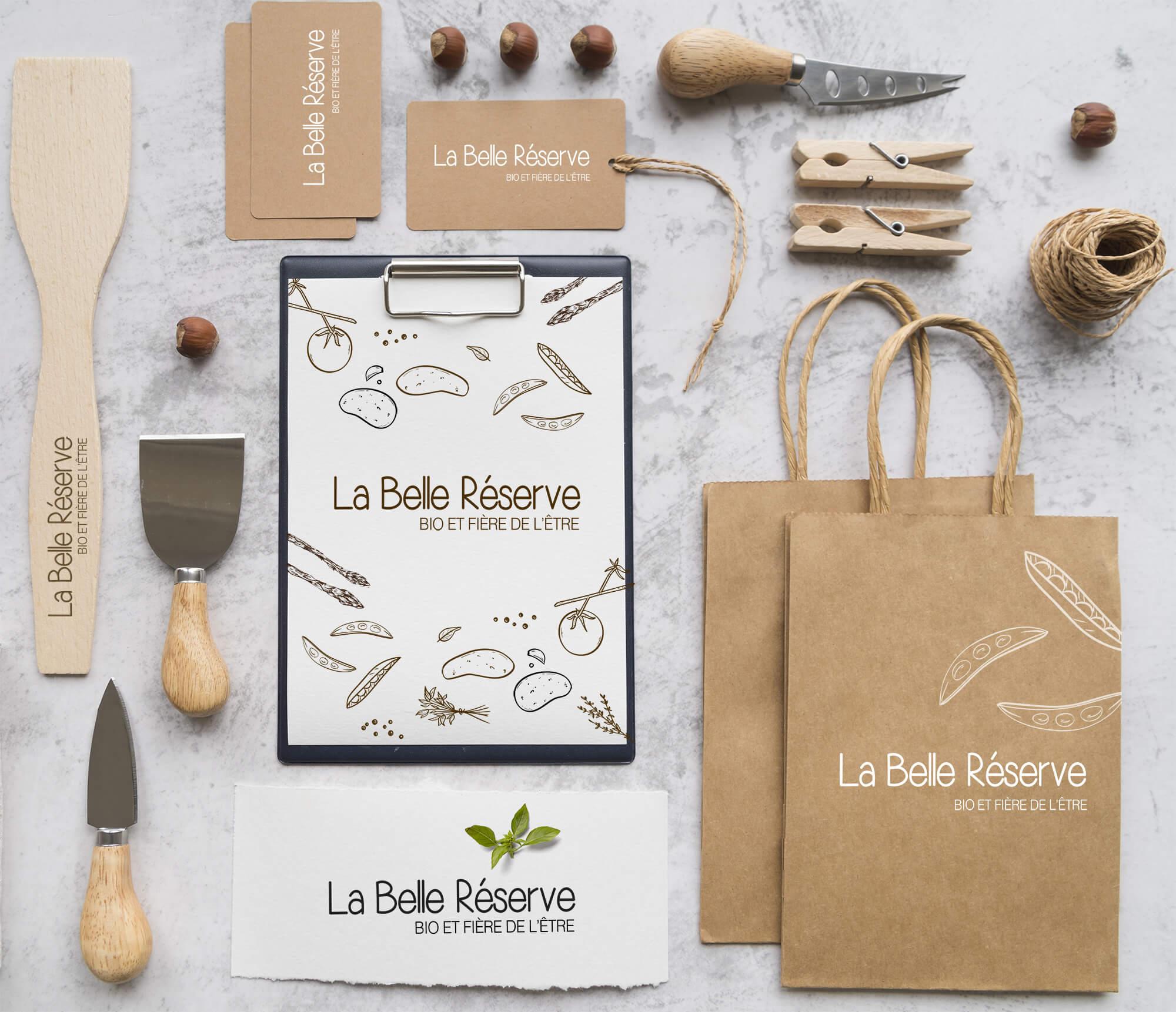 Branding, creation